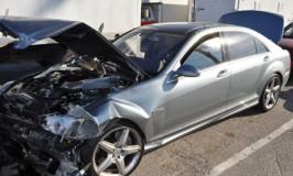 Auto incidentate